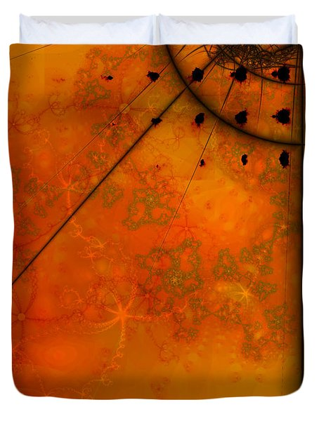 Memories Of Another Time I Duvet Cover