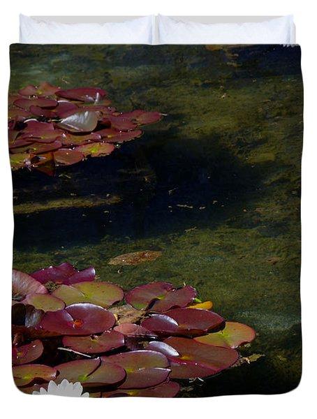 Memories Of Monet Duvet Cover by Marilyn Wilson