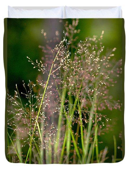 Memories Of Springtime Duvet Cover by Holly Kempe