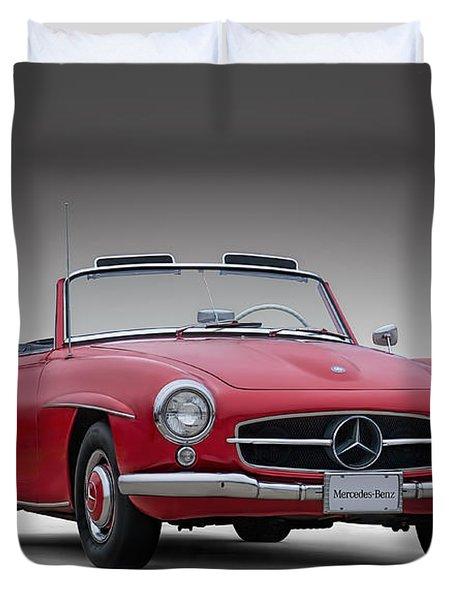 Mercedes benz 190 sl digital art by douglas pittman for Mercedes benz mt laurel