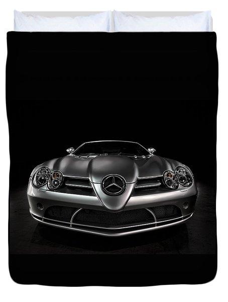 Mercedes Mclaren Slr Duvet Cover