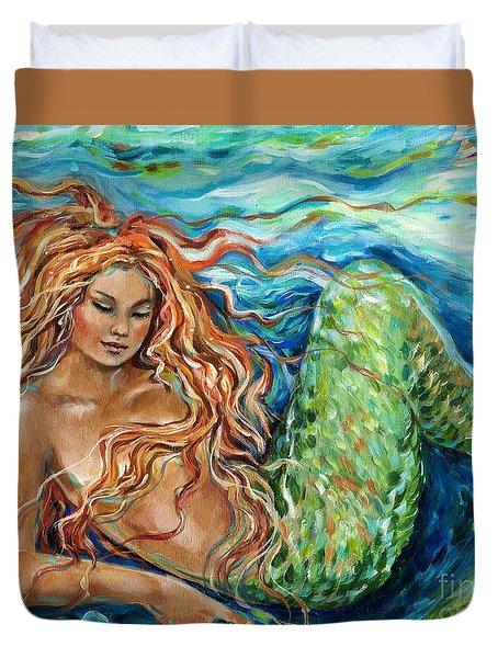 Mermaid Sleep New Duvet Cover