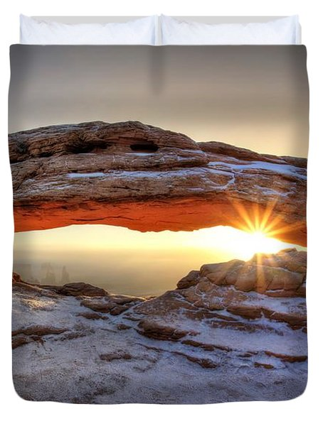 Mesa Sunburst Duvet Cover