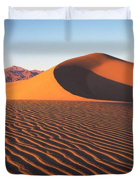 Mesquite Dunes 1-sq Duvet Cover