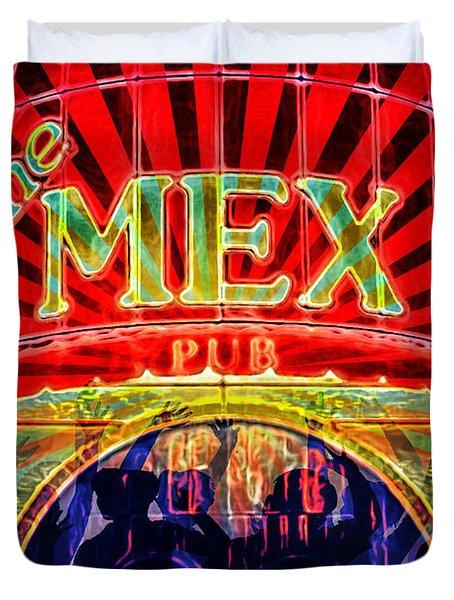 Mex Party Duvet Cover