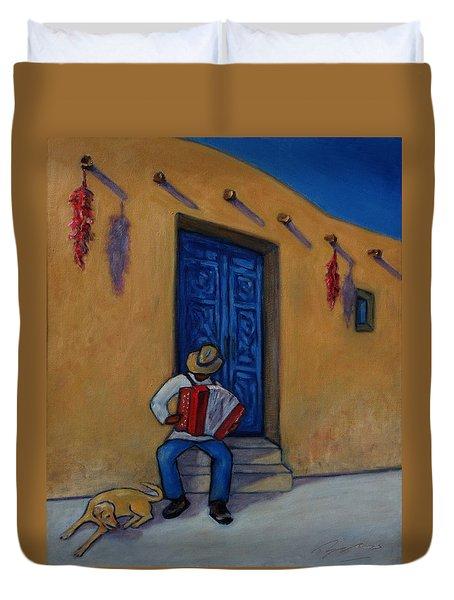 Mexico Impression II Duvet Cover