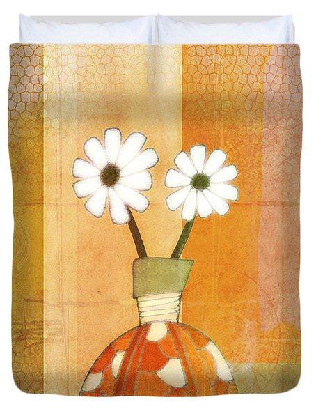Mgl - Flowers 07 Duvet Cover