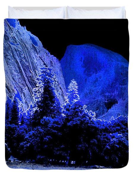 Midnight Dream Duvet Cover