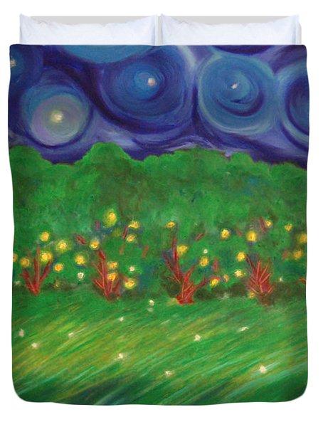 Midsummer By Jrr Duvet Cover by First Star Art