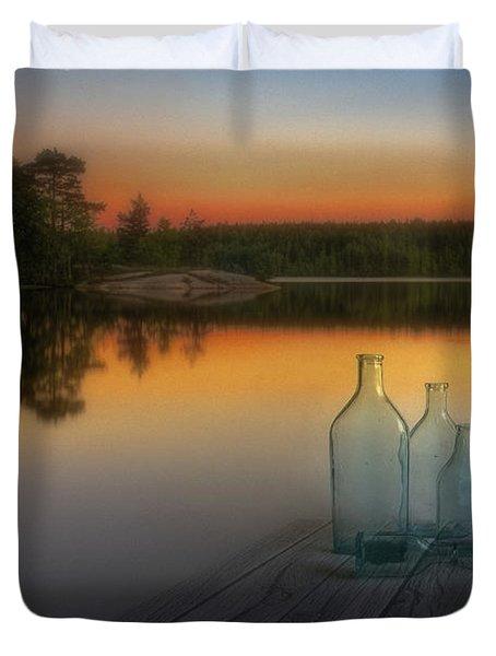 Midsummer Magic Duvet Cover by Veikko Suikkanen