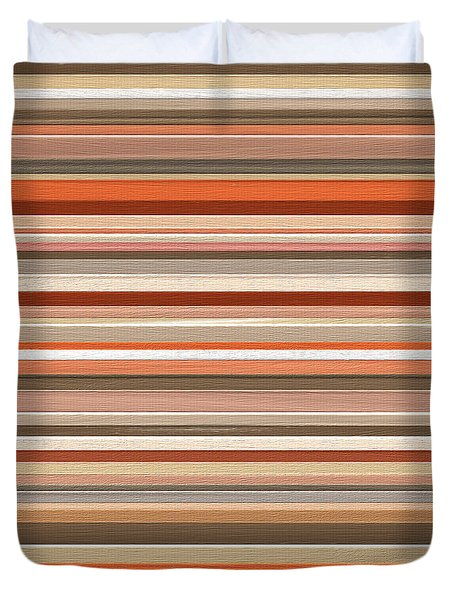 Midwestern Flair Duvet Cover by Lourry Legarde