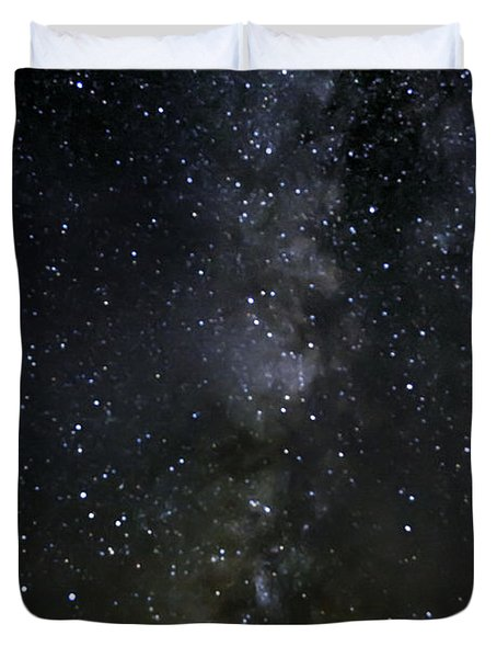 Milky Way Duvet Cover by Marlo Horne
