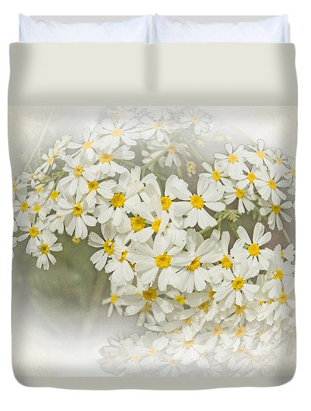 Millicent Duvet Cover by Elaine Teague