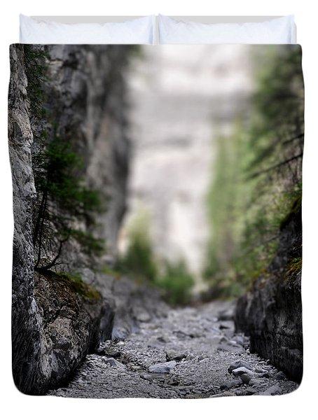 Mini Canyon Duvet Cover