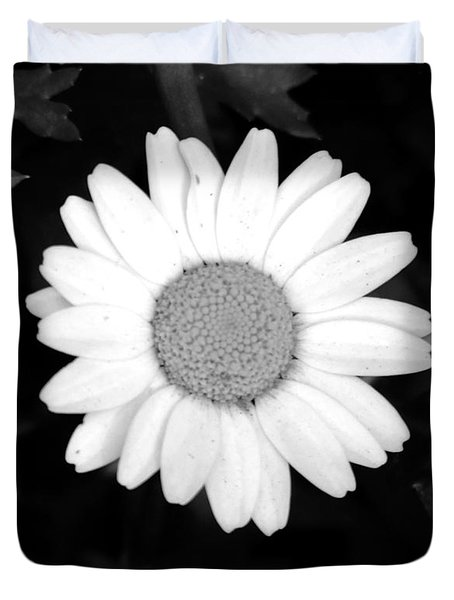 Miss Daisy Duvet Cover by Andrea Anderegg