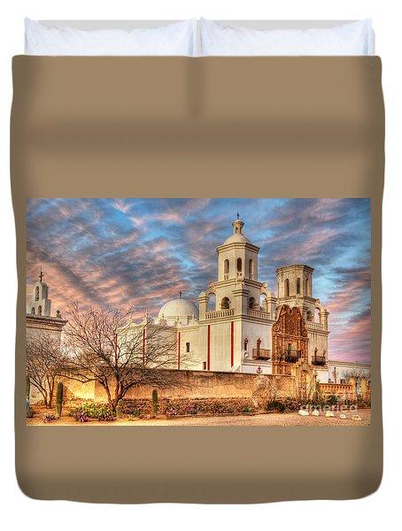 Mission San Xavier Del Bac 2 Duvet Cover