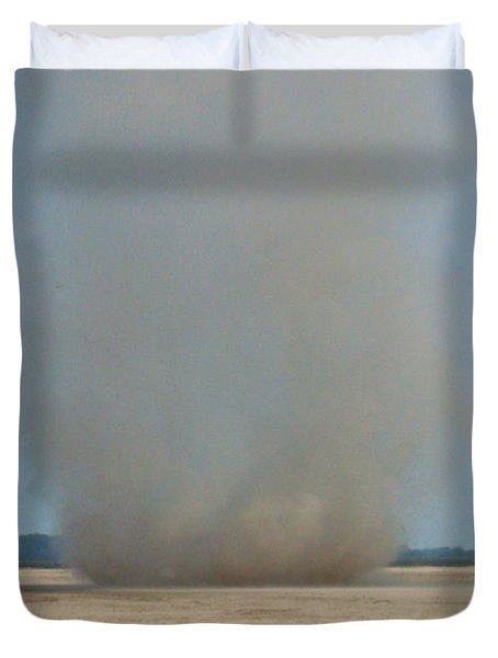 Mississippi Dust Devil Duvet Cover