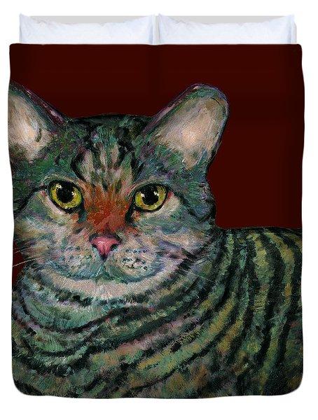 Missoni Cat Duvet Cover