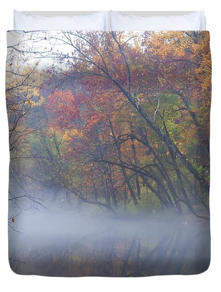 Mists Of Time Duvet Cover by Bill Cannon