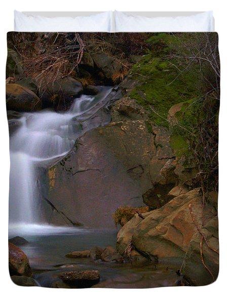 Mix Canyon Creek Duvet Cover