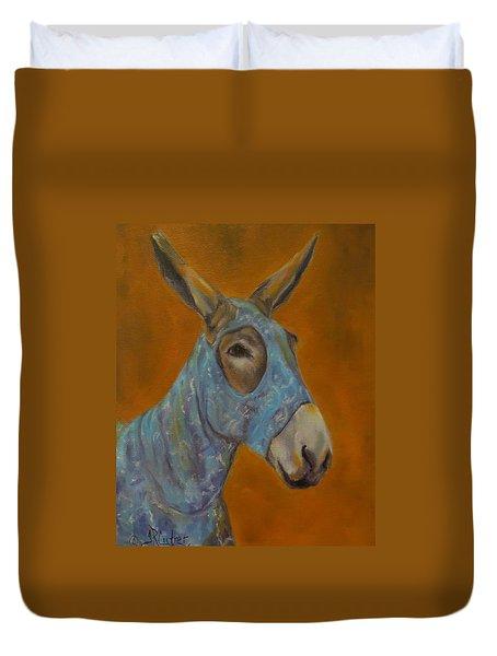 Mo Vision,donkey Duvet Cover