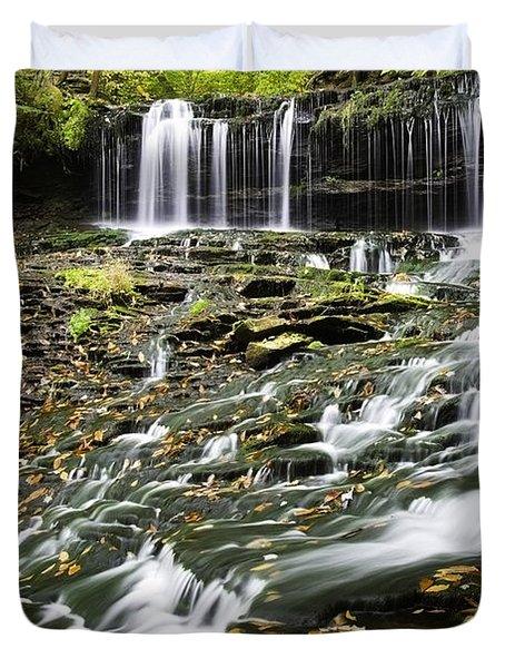 Mohawk Falls 1 Duvet Cover