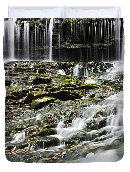 Mohawk Falls 2 Duvet Cover
