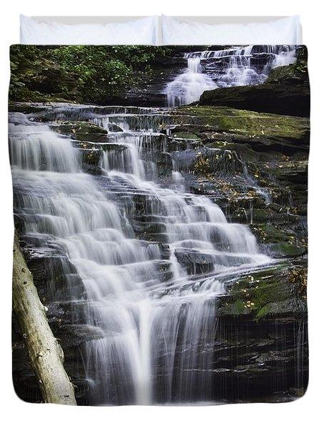Mohican Falls Duvet Cover