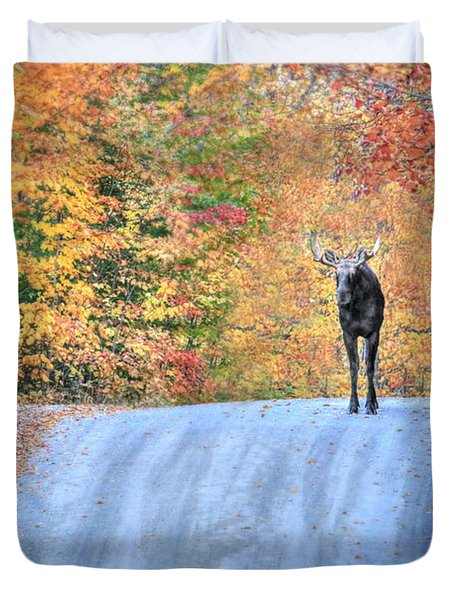 Moments That Take Our Breath Away - No Text Duvet Cover by Shelley Neff
