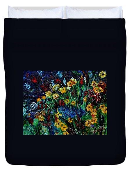 Moms Garden II Duvet Cover