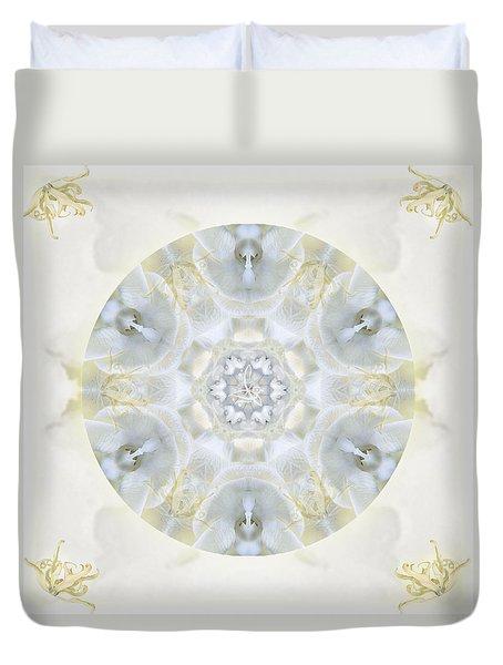 Monoi Duvet Cover