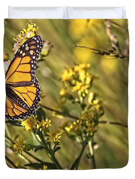 Monarch Hatch Duvet Cover