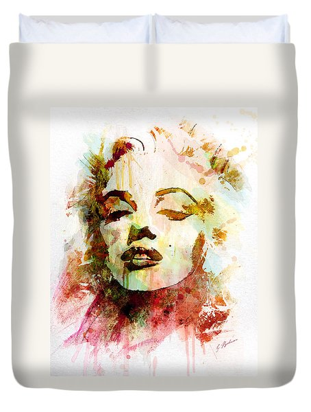 Monroe Duvet Cover
