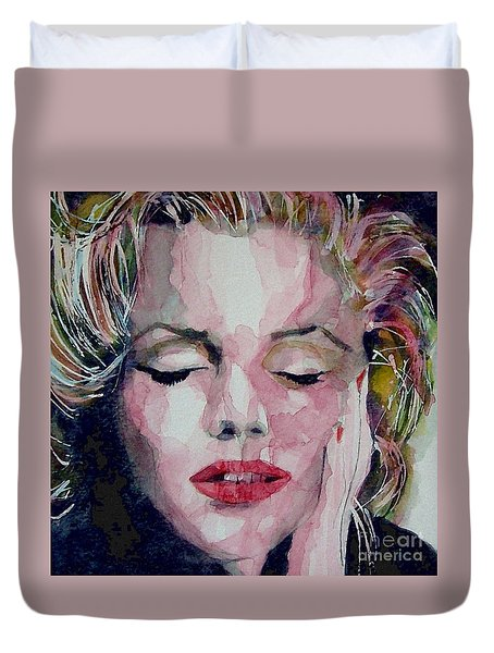 Monroe No 6 Duvet Cover