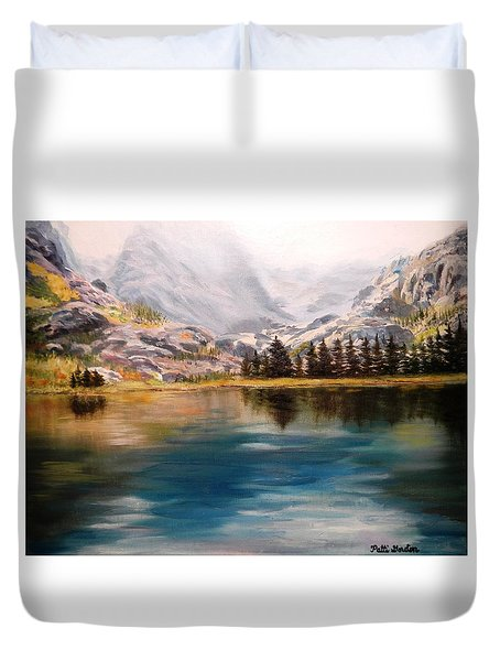 Montana Reflections Duvet Cover