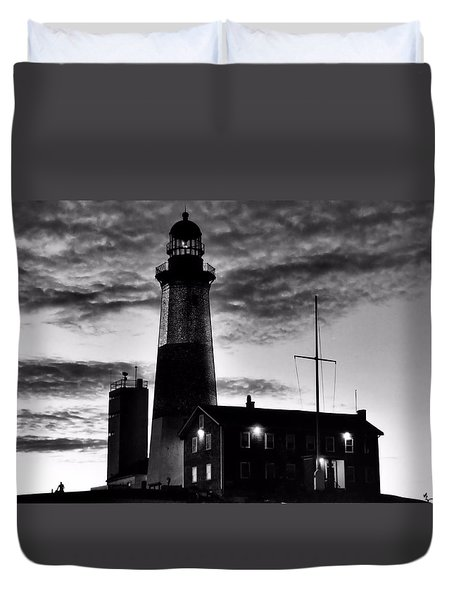 Montauk Point Duvet Cover