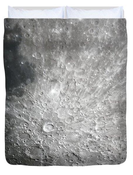 Moon Hi Contrast Duvet Cover