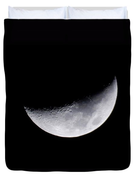 Moon Duvet Cover by Pamela Walton