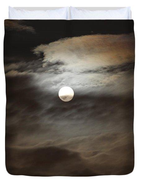 Moon Shine 2 Duvet Cover