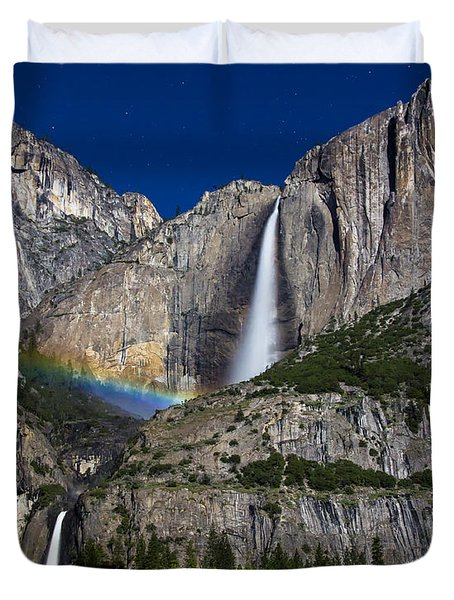 Moonbow Duvet Cover