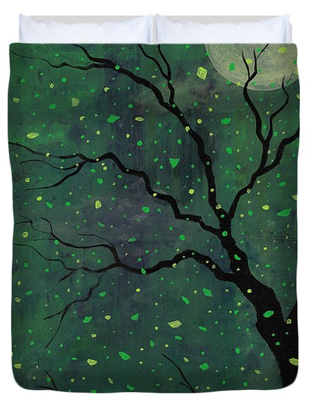 Moonchild Duvet Cover