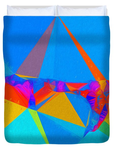Moonlight Bay 010 Duvet Cover
