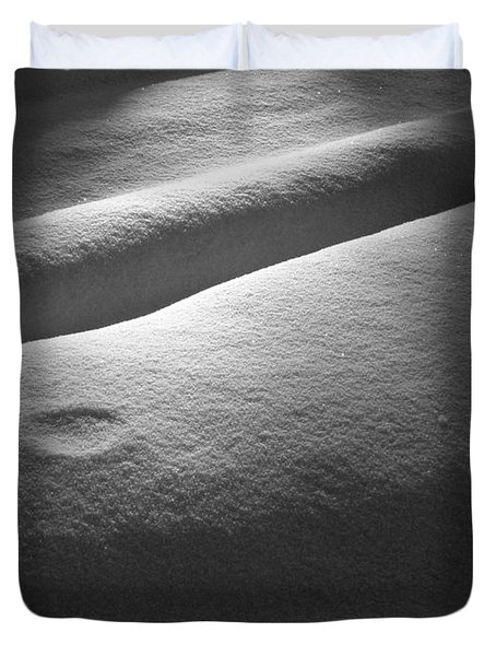 Moonscape Duvet Cover by C Ray  Roth