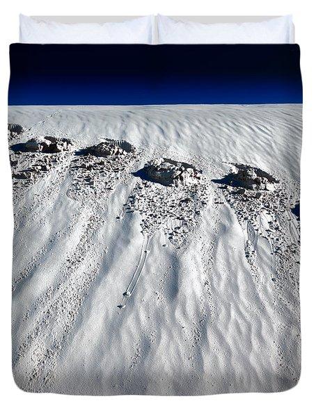Moonwalking Duvet Cover