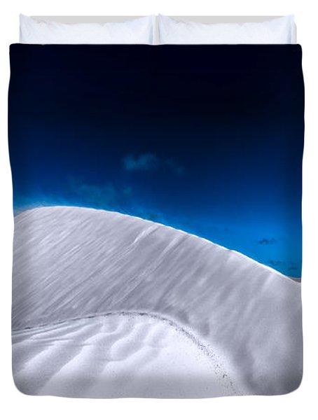 More Desert On The Horizon Duvet Cover