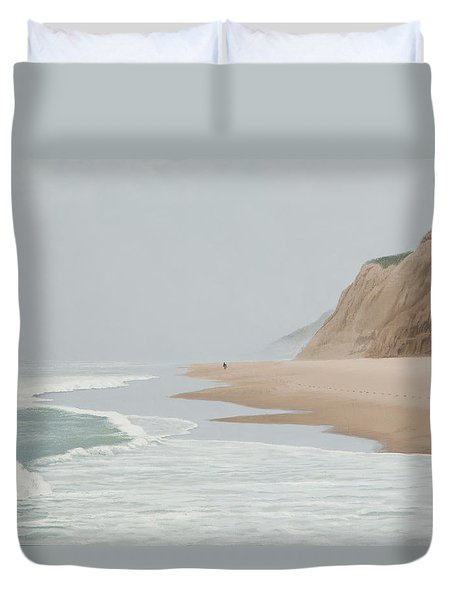 Morning At Pomponio 2 Duvet Cover