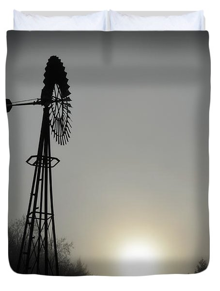 Morning Glory Duvet Cover