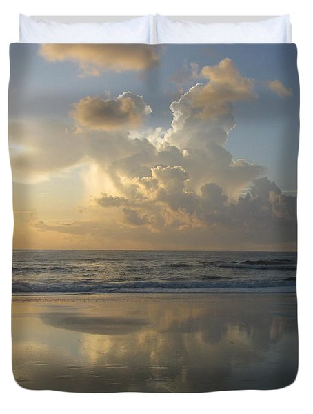 Morning Has Broken Duvet Cover by Ellen Meakin