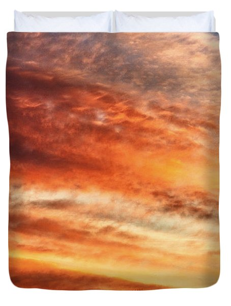 Morning Has Broken Duvet Cover by James BO  Insogna