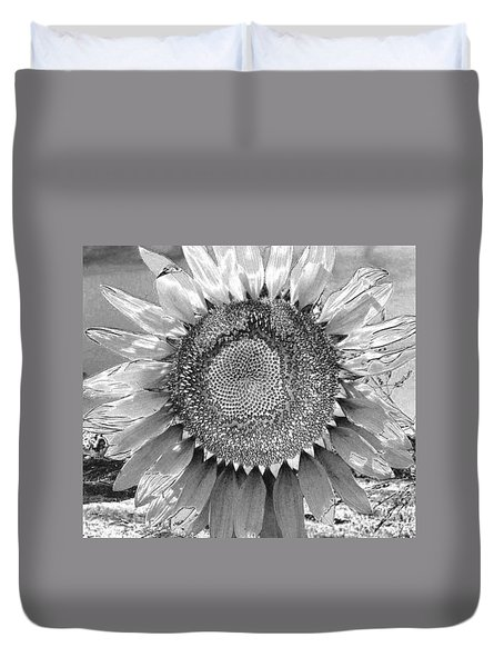 Mother Earth Unloved Duvet Cover